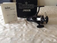 Daiwa fishing reel