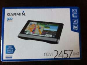 Garmin nuvi 2457LMT 4.3-Inch Portable Vehicle GPS