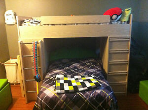 Kids bedroom set/ bunk bed