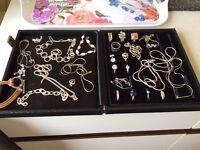 925 silver jewellery job lot