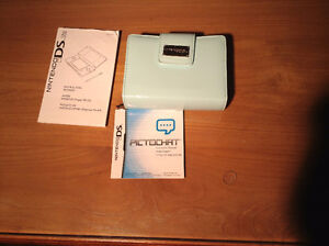 Nintendo DS Lite with carry case Kitchener / Waterloo Kitchener Area image 1