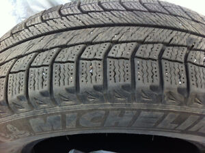 Michelin X-Ice Studless Winter Tires