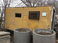 Used old Trailer