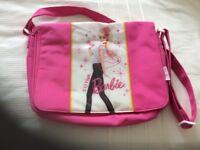 New pencil case & Barbie bag