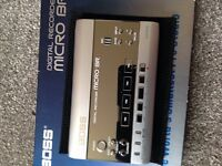 Boss Micro Digital Recorder BR