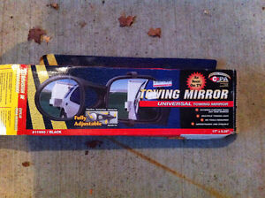 Clip On Tow Mirrors