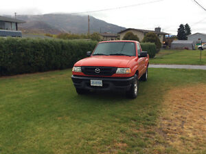 2007 Mazda B-Series Pickups Regular C ab Pickup Truck