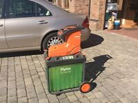 Flymow shredder £50