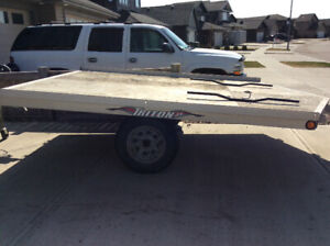 2009 Triton ATV/ Sled Trailer
