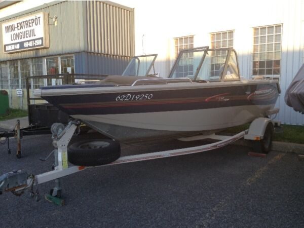 Used 2005 Princecraft super Pro 176