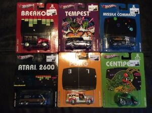 BUBBA - HOT WHEELS Packaged Items #1C