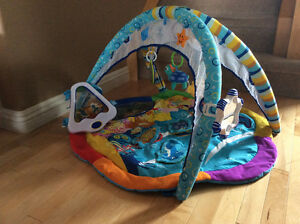 Baby Einstein Portable Play Gym – Ocean Theme (gently used)