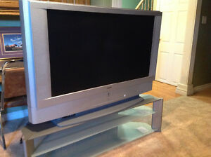 Sony Waga 50 inch LCD TV + Stand $100