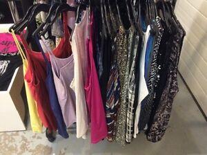 Women's plus size clothing Garage Sale