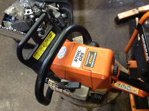 Used Stihl 025 with 16 in bar