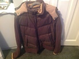 Selection of Men's Coats All Large All Next