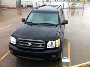 2001 Toyota Sequoia SUV, Crossover (REDUCED)