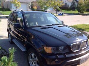 2003. BMW  X5 - 4.4