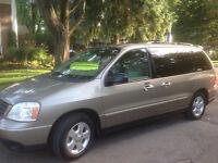 Minivan 2004 Ford Freestar sport Fourgonnette, fourgon