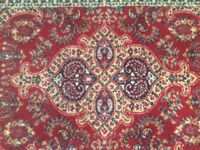 """Three Imperial Rugs, Pure New Wool 27"""" x 60""""long"""