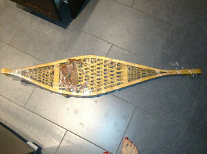 Antique snow shoes for sale