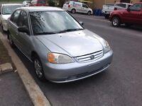 2003 Honda civic sedan Automatique
