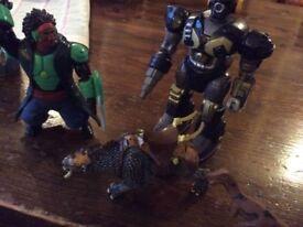 Action figures Bundle.