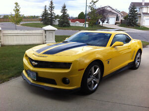 2010 Chevrolet Camaro Transformer Limited Edition