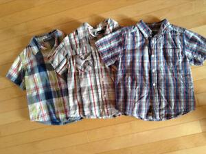 Chandails, polos et chemises à manches courtes 4ans