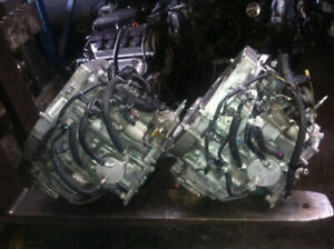 AUTOMATIC TRANSMISSION with INSTALL