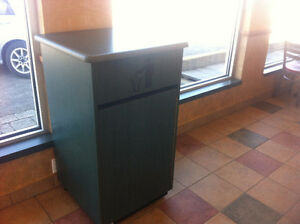 For Sale Restaurant stye Garbage can