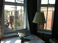 Charming Plateau 3.5apt for sublet-June/Plateau 3.5 à souslouer