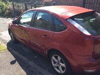 ford focus 1.6 unrecorded damaged car salvage hpi clear zetec