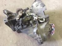 FORD TRANSIT GEARBOX 6 SPEED FWD 2010