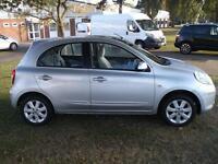 2011 Nissan Micra 1.2 Tekna 5dr 5 door Hatchback