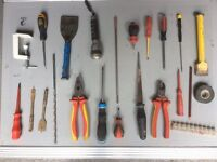 Used tools - suit DIY person