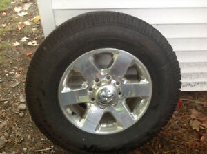 Studded Winter Tires and Rims - Off 2500 Dodge Ram
