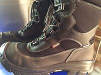 SIZE 10 SAFETY BOOTS