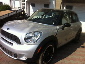 2014 MINI Cooper S Countryman ALL