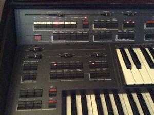 Two Keyboard Organ Loaded
