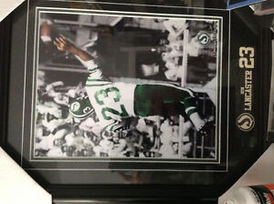 Ron Lancaster number 23 Saskatchewan roughriders