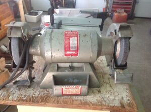 Ball Bearing Bench Grinder (WISSOTA