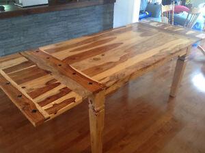Table en bois de rose Saguenay Saguenay-Lac-Saint-Jean image 4