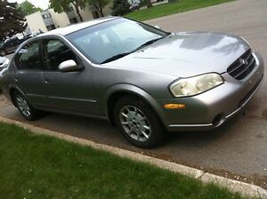 Nissan Maxima 2000 for sale