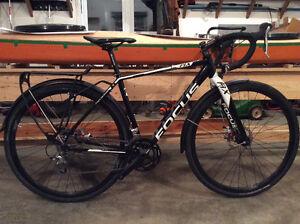 Cyclo-cross focus mares ax 5.0