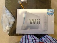 Wii Console With 15 Games and Accessories