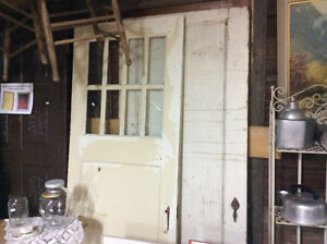Vintage Rustic Shabby Chic Solid Wood Doors