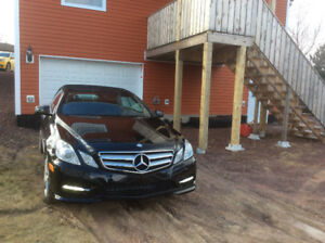 2012 Mercedes-Benz E-Class Convertible you won't be disappointed