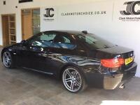 2010 BMW 3 Series 3.0 335i M Sport 2dr Petrol black Manual