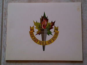 Older highly collectible and valueable HOCKEY memorabilia Windsor Region Ontario image 8